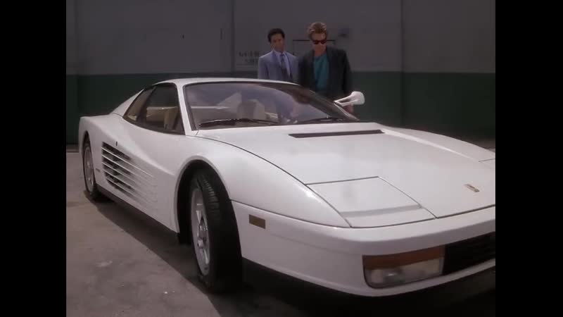 Street Cleaner Viper Force Miami Vice