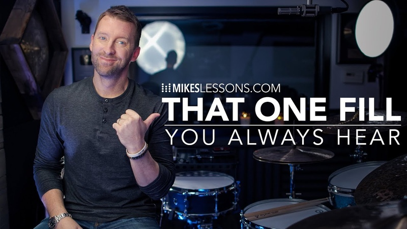 That One Fill You Always Hear - Drum Lesson