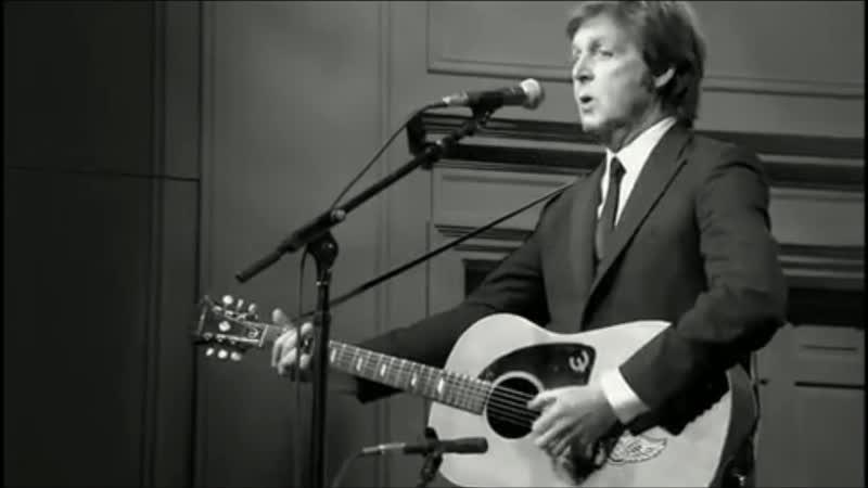 Paul McCartney Yesterday Live 2010 HD 1080