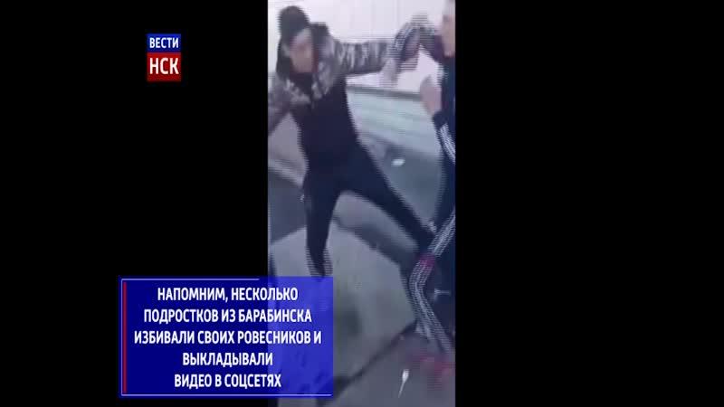 Родители подростков хулиганов из Барабинска написали заявление на депутата