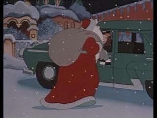Новогоднее путешествие. (1959).