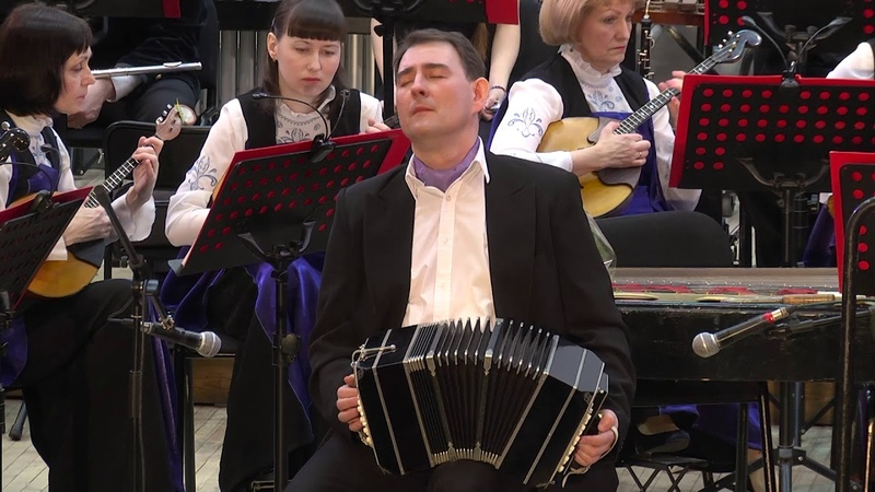 Astor Piazzolla Aconcagua 3 part Michail Totskii bandoneon