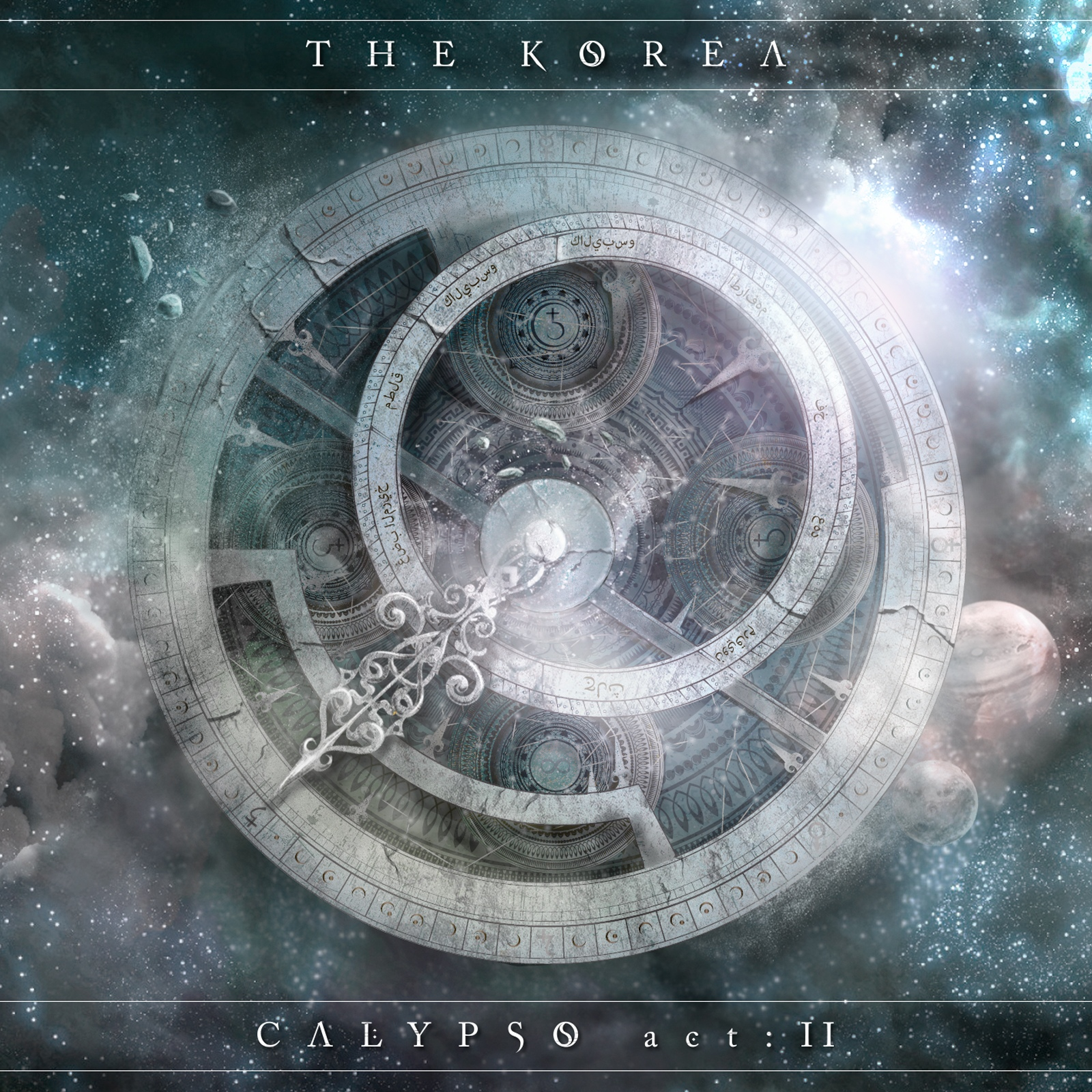 The Korea - Calypso Act II (Instrumental Version) (2019)