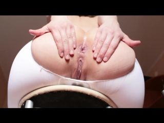CUTE BIG ASSED TEEN ANALIZED ON BARSTOOL. RIPPED YOGA PANTS  ANAL CREAMPIE - SextaSeptima [PornMir, ПОРНО, new Porn, HD 10