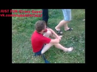 drunk guys fight BELARUS член хуй голый naked nude cock penis стрип public