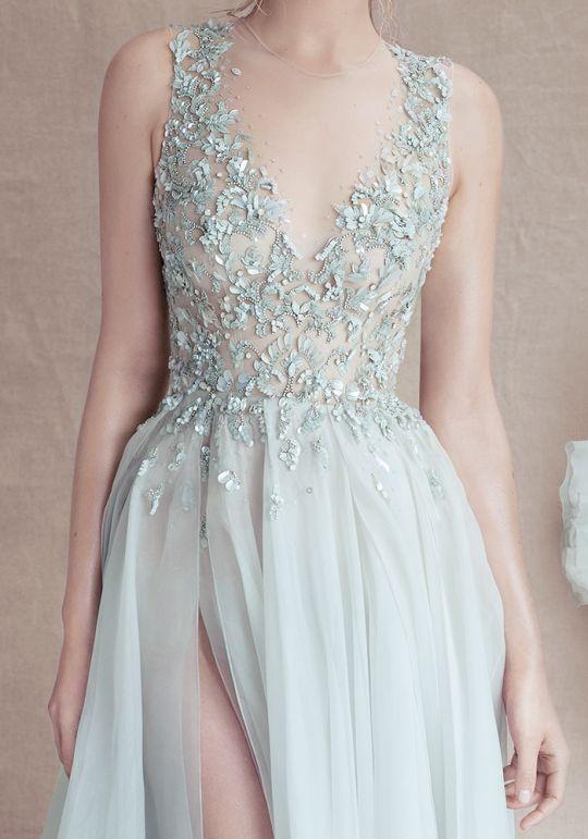 #Детали_моды: вечерние платья от кутюр