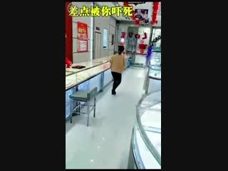 Подборка китайских пранков в магазинах