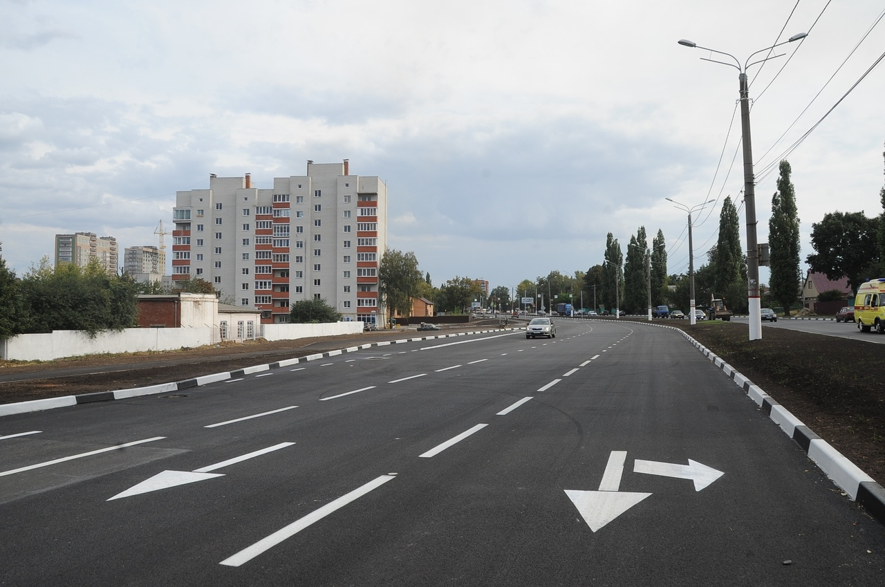Курску выделели почти миллиард на  «Безопасные и качественные автомобильные дороги»