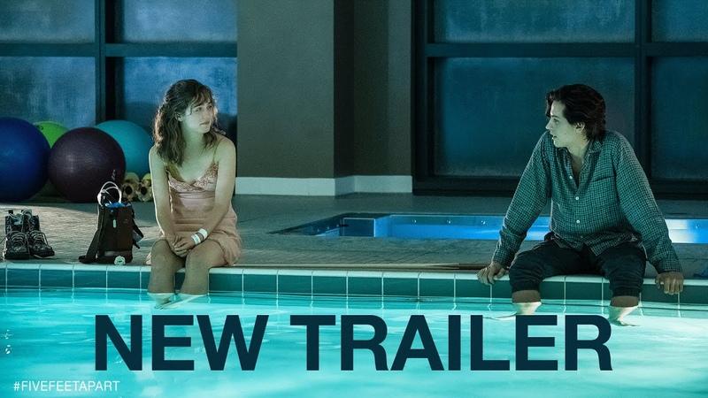 FIVE FEET APART - Trailer 2 - HD (Haley Lu Richardson, Cole Sprouse)