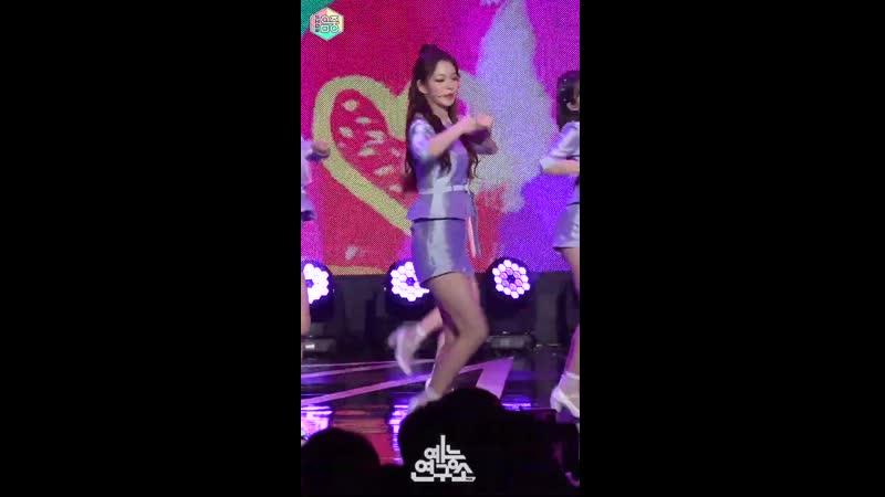 [예능연구소 직캠] fromis_9 - LOVE RUMPUMPUM(ROHJISUN), 프로미스나인 - LOVE RUMPUMPUM @Show!MusicCore 20190713