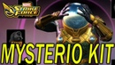 Mysterio Kit - Problem with Falcon in Blitz Store - MARVEL Strike Force - MSF