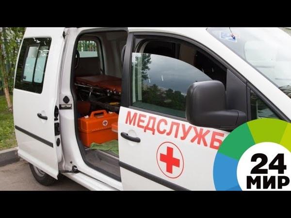 Рейсовый автобус разбился под Челябинском два человека погибли МИР 24