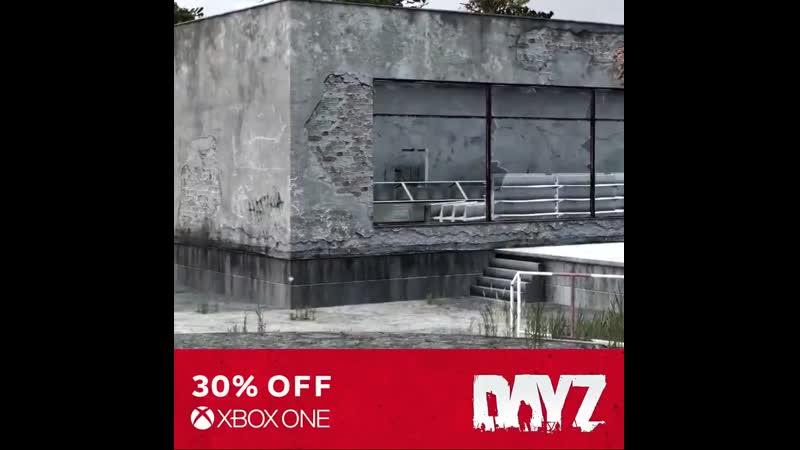 Xbox Live friends to play DayZ