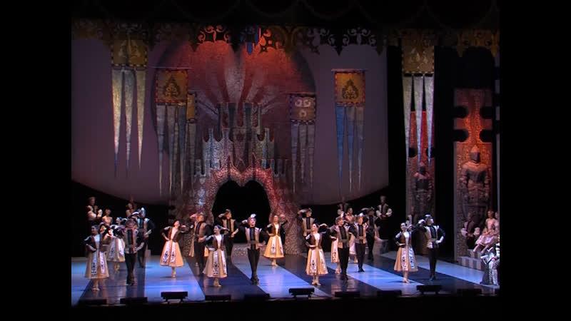 Йошкар-Ола в эти дни стала столицей балетного искусства