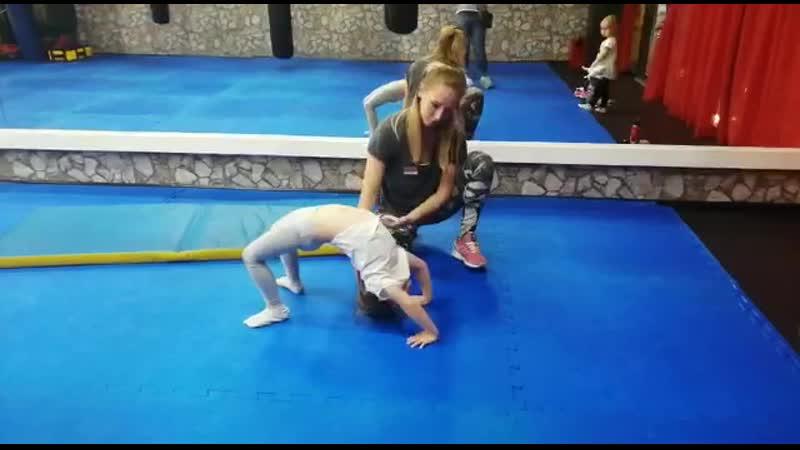 Акробатика для детей в С С С Р Нагатинская