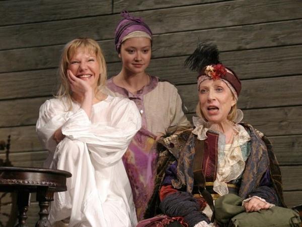 Женитьба (Театр Ленком 2009 год.) ТВ-рип