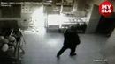 Пьяный туляк выпил и закусил в обнинском супермаркете, а потом уснул