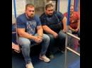 3 богатыря в метро