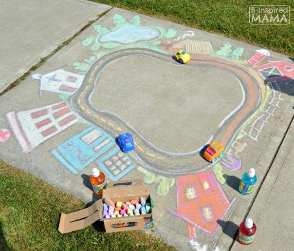 Отличные идеи для детских садов, дворов и площадок. Надеемся, что кто-нибудь реализует эти замечательные