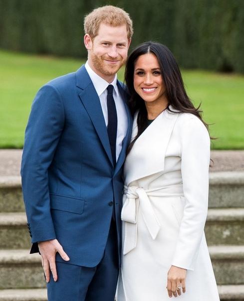 У принца Гарри и Меган Маркл родился первенец.
