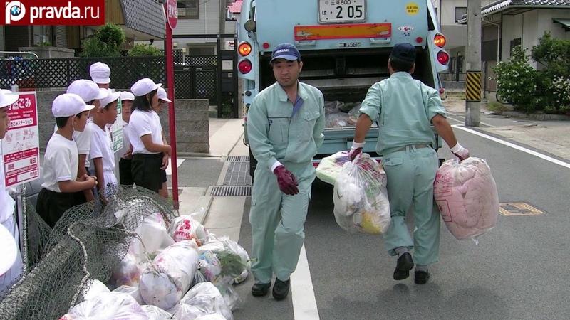 В провинции Хайнань разработали новую систему сортировки мусора