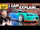От бампера до бампера. Этот 25-летний Nissan - лучший дрифт-кар Америки BMIRussian
