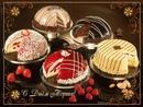 Вкусный праздник Международный день Торта -International Cake Day ежегодно отмечается 20 июля