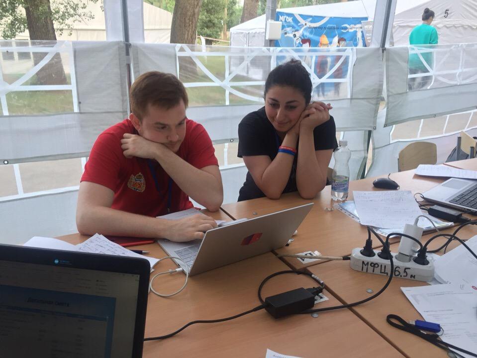 Инженеры будущего учеба и защита проектов