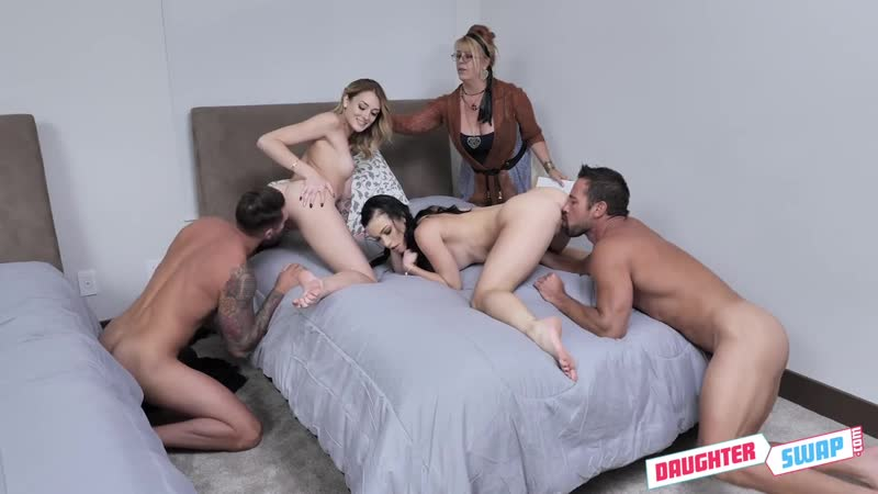 Charlotte Sins and Diana Grace Unconventional Sex Therapy All Sex, Hardcore, Blowjob,