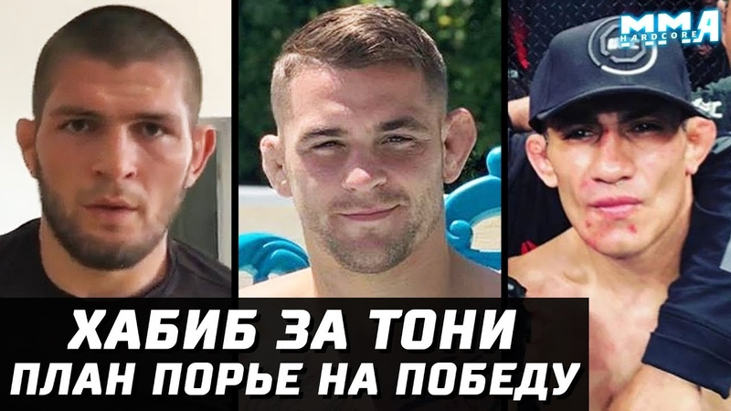 КОНОР НЕ ПОЛУЧИТ РЕВАНШ. ХАБИБ ЗА ТОНИ! А ТРЕНЕР МАКГРЕГОРА ЗА НЕЙТА ДИАЗА. ПЛАН ПОРЬЕ НА ПОБЕДУ UFC