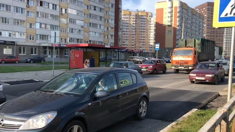 В Обнинске начали пилить пешеходные переходы