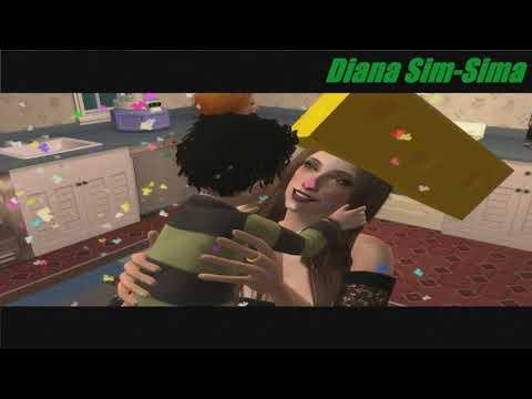 The Sims Life Stories 9 серия Семья Гарлоу Семейная жизнь молодых родителей Часть 2