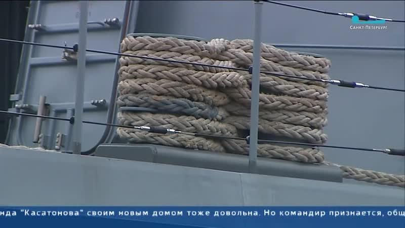 Чем уникален фрегат Адмирал флота Касатонов