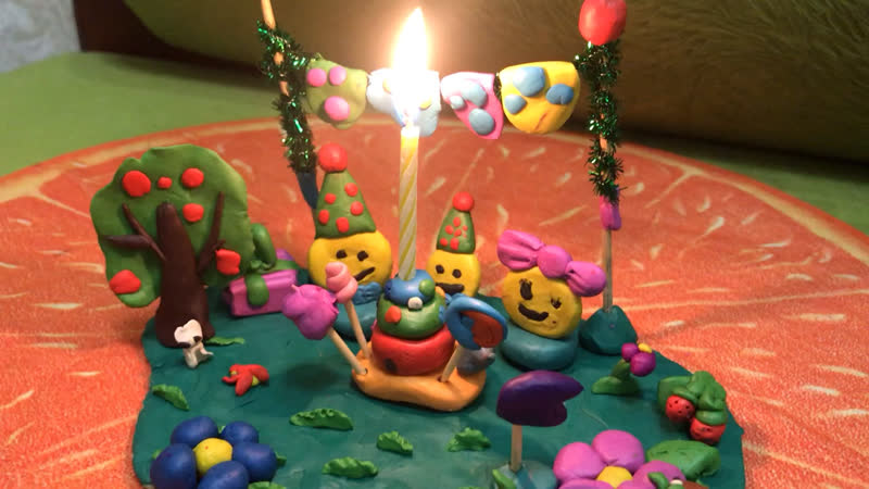 День рождения Смайлипуни 😃