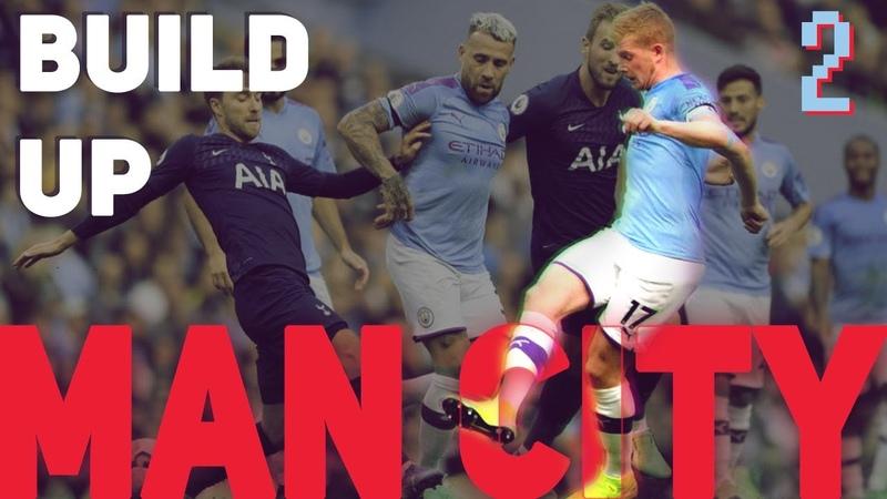 Tactical analysis Man City vs Tottenham Part 2