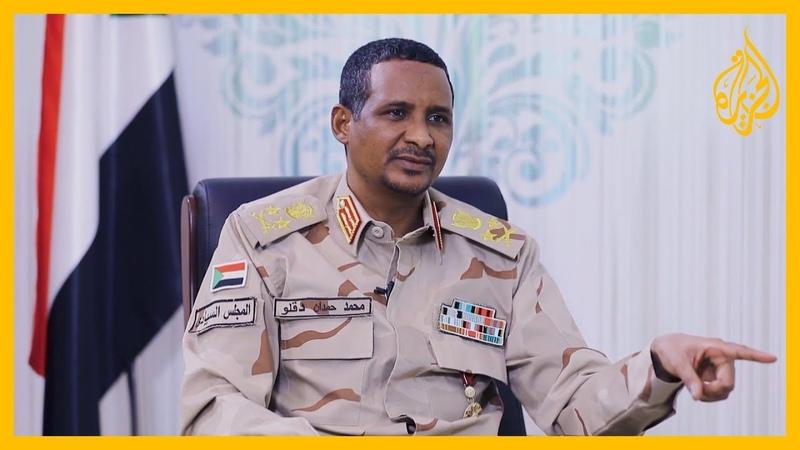 🇸🇩حميدتي طرحت مبادرة للمصالحة في ليبيا، ولم نتلق حتى الآن ملياري دولار وعدت بهما السعودية والإمارات
