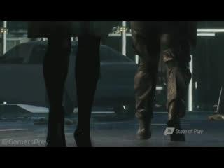 Появился  первый трейлер Resident Evil 3 Remake