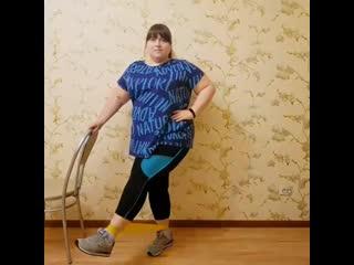 Тренировки для людей с лишним весом