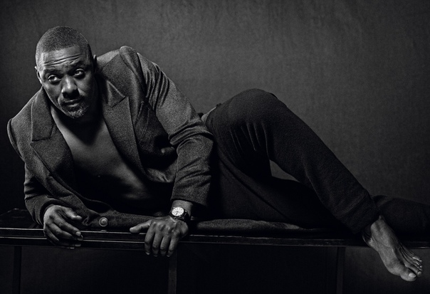 Idris Elba for Details, 2014