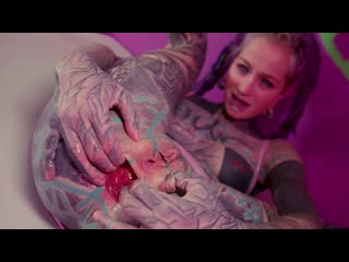 Anuskatzz_BDSM-Latex-NEEDLE-anal-prolaps-play (Fetish, FemDom, Tattoo, Piercing,Teen,Fisting,Horror,BDSM,Underground Porn) 1080p