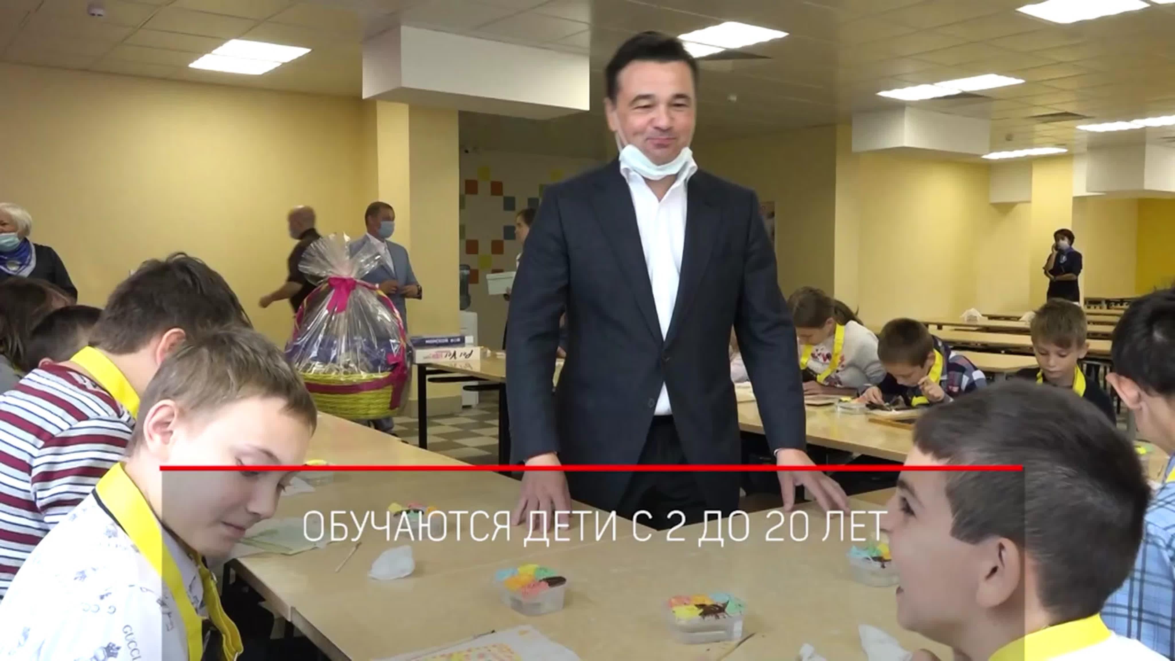 Сегодня с Анной Кузнецовой и Леонидом Михайловичем Рошалем навестили воспитанников центра «Созвездие»