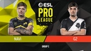CS:GO - Natus Vincere vs. G2 Esports [Nuke] Map 1 - Group C - ESL Pro League Season 9 Europe