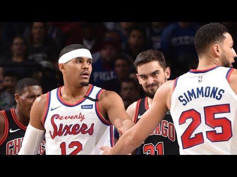 Chicago Bulls vs Philadelphia 76ers Full Game Highlights | January 17, 2019-20 NBA Season