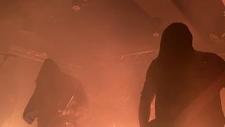 GROZA ( Germany ) Black Metal /Live / Full Show/  / Helvete, Oberhausen, Deutschland