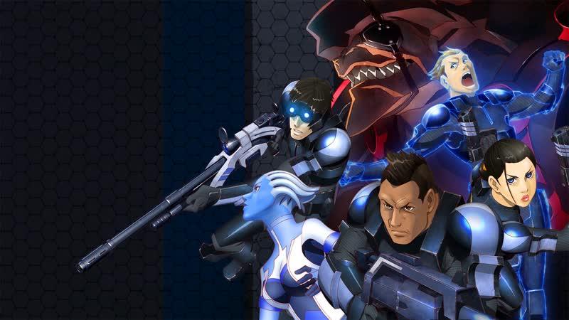 Аниме: Mass Effect: Утерянный Парагон - Фильм [AniPlanet]