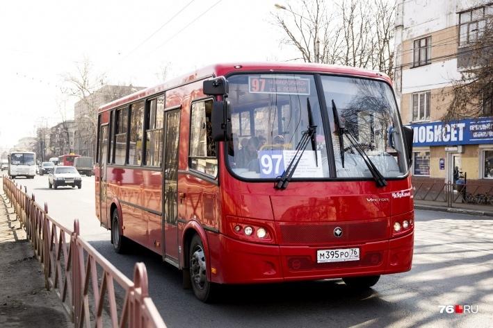 Власти Ярославля искоренят маршрутки: график перехода на новую систему