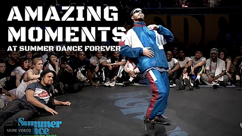 🔥 HYPED PERFORMANCES @ SUMMER DANCE FOREVER | ALEX THE CAGE, JIMMY YUDAT, GONZY, PARADOX, ROCHKA
