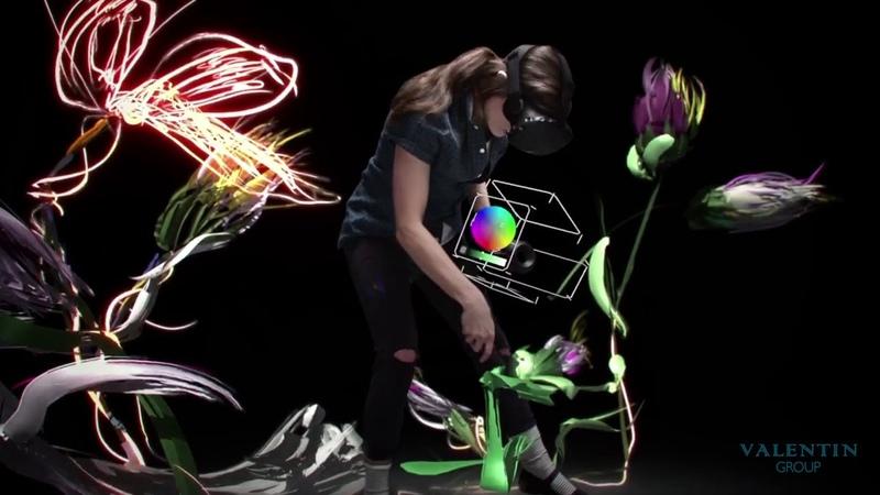 Виртуальная реальность Рисование