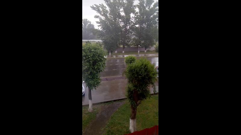 Нехера се дождик!