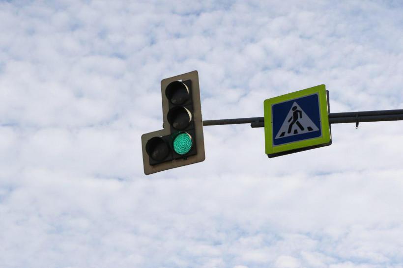 В Дмитровском округе до конца года установят более 70 новых светофоров